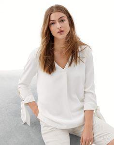 Blair Blouse and Manhattan Bermuda blair blouse and manhattan bermuda