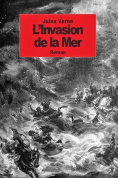 Livres En Français: L'invasion de la Mer de Jules Verne