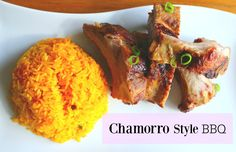 Super easy and delicious Chamorro Style BBQ Recipe with @smithfieldfoods and Walmart! #ad #GetGrillingAmerica   #guam #chamorro