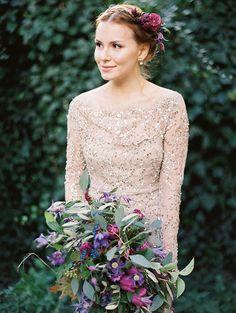 Elegant And Timeless Roman Wedding via Magnolia Rouge