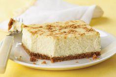Cheesecake de limón Receta