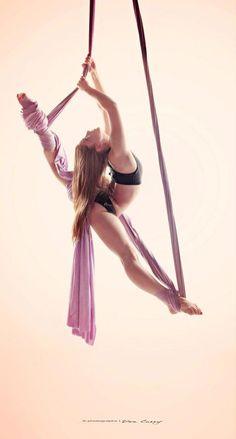 take aerial silks classes