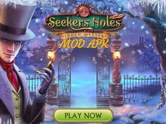 Seekers Notes MOD APK Hack Unlimited Energy, Rubies Restaurant Game, Hidden Mystery, Cooking Games, Level Up, Jukebox, Just Go, Cheating, Things To Think About, Notes