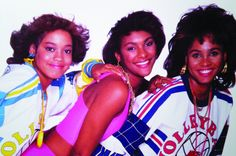 We're JJ Fad and we're here to rock!