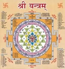 The Supreme Yantra for Wealth, Health, Prosperity & Removal of all decease.This Yantra is made on Copper plate with partial Golden plating