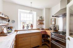 Cornwall Beach Villa Kitchen | Remodelista