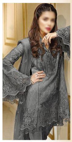 Latest Pakistani Dresses, Pakistani Party Wear Dresses, Pakistani Designer Suits, Pakistani Fashion Casual, Pakistani Dress Design, Pakistani Outfits, Indian Dresses, Indian Clothes, Muslim Fashion