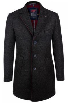 BOB Herren Wollmantel Andy Anthrazit | SAILERstyle Bob, Elegant, Shirts, Blazer, Fashion, Jackets, Classy, Moda, Bucket Hat