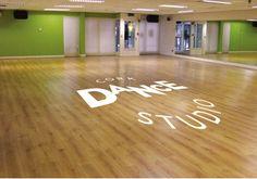 looove this idea for a studio!
