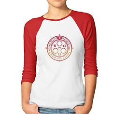 Womens Halo Of The Sun Silent Hill Logo Raglan Baseball TShirt -- Check out this great product.