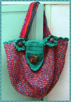 tas, naar patroon van Attic