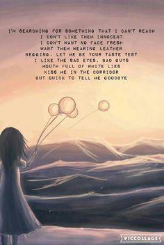Ghost lyrics by Francis Plotke