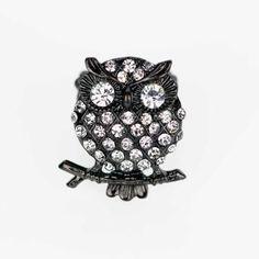 Owl Stretch Ring