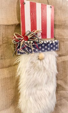 4th July Crafts, Fourth Of July Decor, 4th Of July Decorations, July 4th, Summer Crafts, Fall Crafts, Holiday Crafts, Americana Crafts, Patriotic Crafts