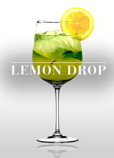 Stella Rosa Moscato Lemon Drop drink      3 oz. Stella Rosa Moscato®     1 oz. lemon juice     Sparkling water     1 tblsp. sugar     2 sprigs of mint     Lemon wheel for garnish  Directions  Combine juices and mint in a glass filled with ice. Top with Stella Rosa Moscato®, stir, and garnish with a lemon wheel.