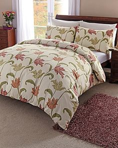Kinsale Duvet Set available from House of Bath.  Follow us on pinterest and win a Kinsale Bedroom Makeover!!