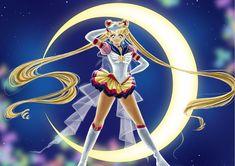 Magic_Sailor Moon by Pillara Sailor Moons, Arte Sailor Moon, Sailor Moon Usagi, Sailor Moon Crystal, Sailor Scouts, Sailor Moon Background, Sailor Moon Wallpaper, Moon Princess, Princess Zelda