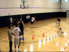 Triple Closeout Drill - YouTube