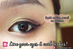 Smokey Eye Makeup Tutorial for Asian Eyes!