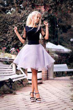 lookbookdotnu:  CUTE DRESS (by Kristina Dolinskaya)