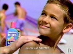 Coppertone Kids Commercial 1993 - YouTube