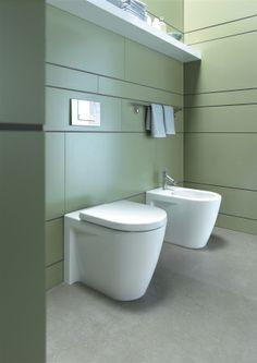 Duravit Bathroom Design Series Starck 2 Washbasins Toilets Bidets And Urinals From