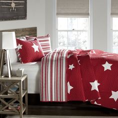 Luxury Rustic Boy Bedding