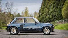 Handsome Renault R5 Turbo II Seeks Second Owner