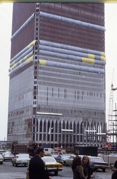 World Trade Center under construction. | Flickr - Photo Sharing!
