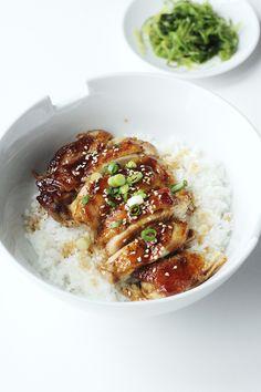 Crispy Chicken Teriyaki Recipe 1