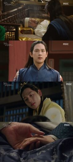 """[Spoiler] """"The King Loves"""" Im Si-wan obsesses with Yoona"""