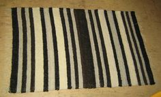 100% Wool Rug 3'x5',  Custom Designed by Me :D