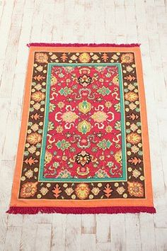 Urban Outfitters magic carpet rug