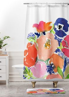 Floral Frenzy Shower