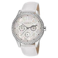Esprit Paradiso White ženski sat