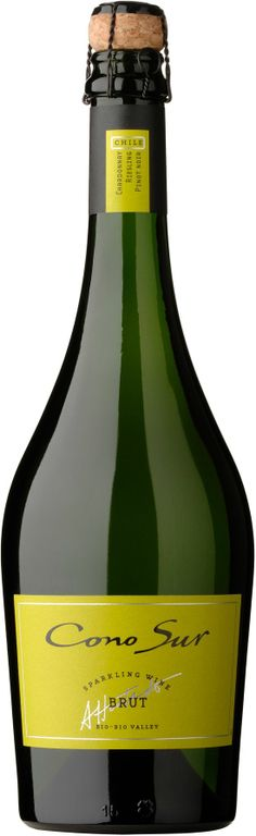 Grape Spy's pick of the week #ConoSur Sparkling / Sunday World