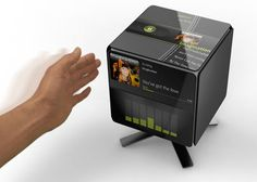 3D technology, Gesture Cube, Future gadget