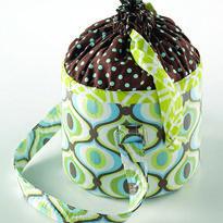 Sew Serendipity Bags ~ Free PDF Project || Sew Mama Sew