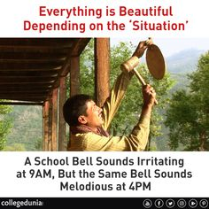 Everything is beautiful depending on the 'situation. A school bell sounds irritating at but the same bell sound melodious at College memes, meme Classic Memes, College Memes, Funny Memes, Jokes, Top Colleges, Cute Gay Couples, Cute Wallpapers, Trending Memes, Chistes