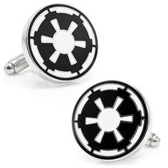 Star Wars Galactic Empire Symbol Cufflinks