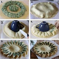 How to Make Delicious Sunny Spinach Pie