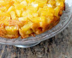 Recette du gateau à l'ananas et camarel