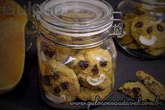 Cookies de Abóbora Sem Glúten e Sem Lactose » Receitas Saudáveis, Tortas e Bolos » Guloso e Saudável