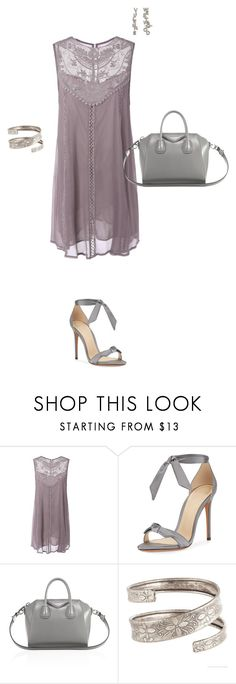 """""""Untitled #9071"""" by erinlindsay83 ❤ liked on Polyvore featuring Alexandre Birman, Givenchy and Vivienne Westwood"""