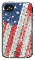 Otterbox Defender Anthem Series for iPhone4/4S (Rustic Flag) for $44.95 at Academic Superstore