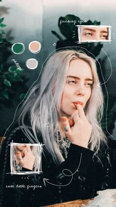 Lockscreen/Homescreen billie eilish photoshop design в 2019 Billie Eilish, Black And White Outfit, Videos Instagram, Album Cover, Outfits Casual, Youtuber, Girly, Photoshop Design, Homescreen