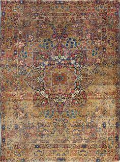 Persian Kerman Lavar rug, Matt Camron gallery