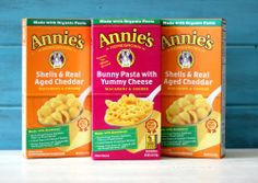 Annies Homegrown Pasta