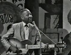 Lonnie Johnson in 1963