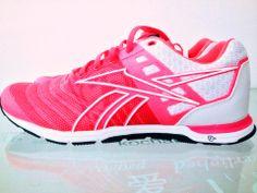 Mes nouvelles chaussures de CrossFit! #reebok